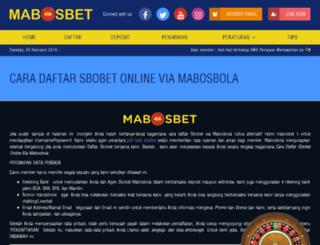 rbcindonesia.org screenshot