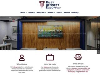 rbelaw.com screenshot