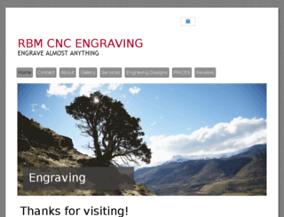 rbmcncengraving.vpweb.com screenshot