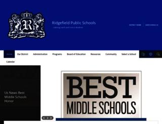 rboenj.schoolwires.net screenshot