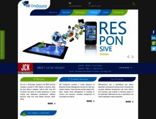 rbonesource.com screenshot