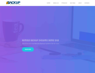 rbs-software.com screenshot