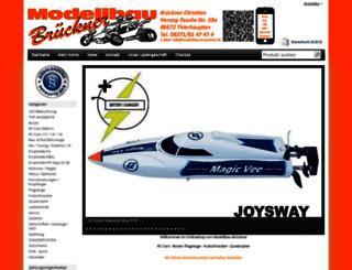 rc-cars-onlineshop.de screenshot