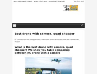 rc-chopper.info screenshot