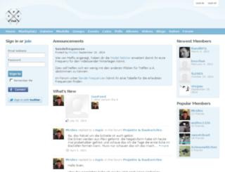 rc-community.de screenshot