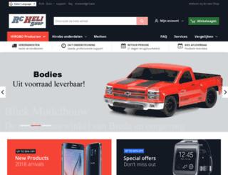 rc-heli-shop.nl screenshot