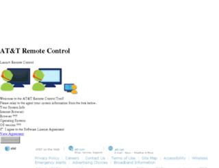 rc.att.com screenshot