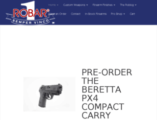 rc1911.robarguns.com screenshot