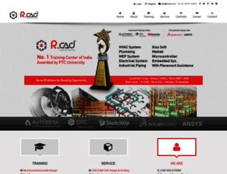 rcad.co.in screenshot