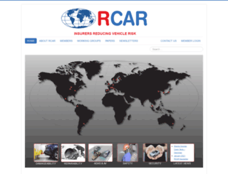 rcar.org screenshot