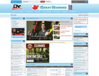 rccanada.ca screenshot