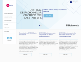 rcdslp.com screenshot