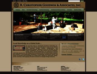 rcgoodwin.com screenshot