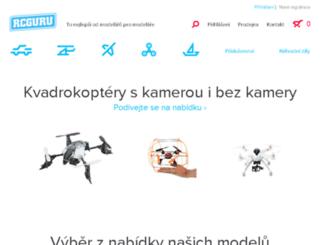 rcguru.cz screenshot