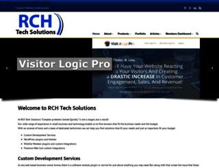 rchtechsolutions.com screenshot