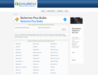 rchurch.com screenshot
