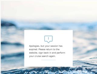 rcicruiseperks.com screenshot