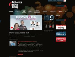 rck.com.pl screenshot