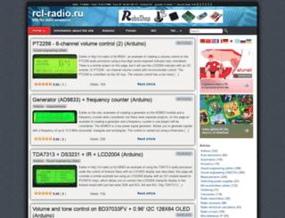 rcl-radio.ru screenshot