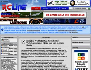 rclineforum.com screenshot