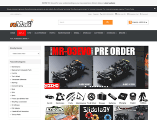 rcmart.com screenshot