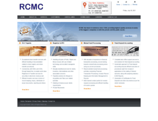 rcmcdelhi.com screenshot