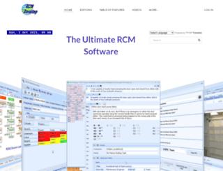 rcmdesktop.com screenshot