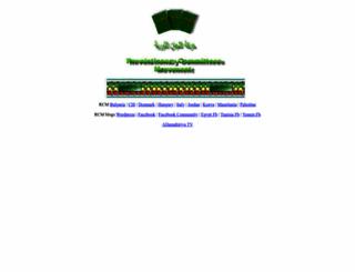 rcmlibya.org screenshot