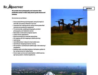 rcobserver.com screenshot