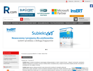 rcom.net.pl screenshot