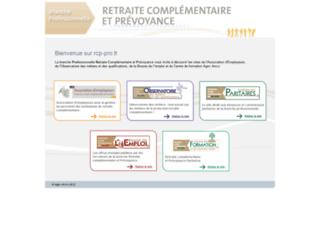 rcp-pro.fr screenshot
