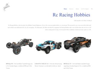rcracinghobbies.com screenshot