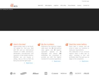 rcs.com screenshot