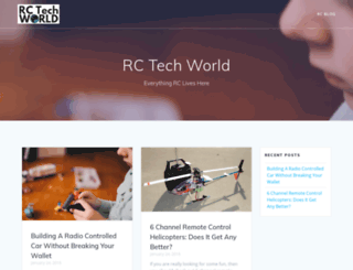 rctechworld.com screenshot