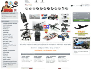 rctoysshop.com screenshot