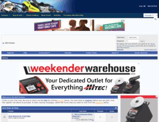 rcuniverse.com screenshot