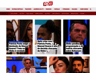rd1audiencia.com screenshot