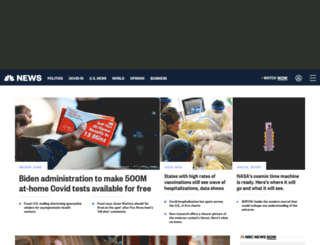 rdbrowne.newsvine.com screenshot