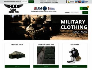 rddusa.com screenshot