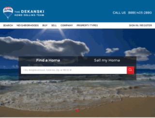 rdekanski.rewlec.com screenshot