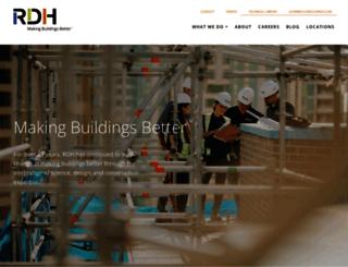 rdhbe.com screenshot