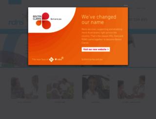 rdns.com.au screenshot