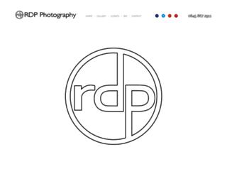 rdp-photography.co.uk screenshot