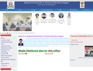 rdtenagpur.org.in screenshot