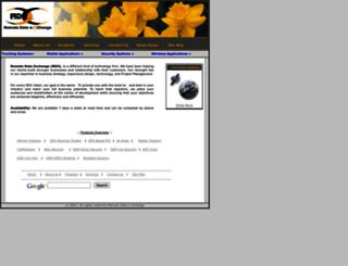 rdxindia.net screenshot