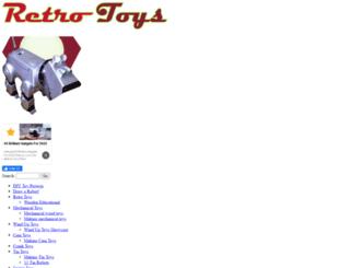 re.trotoys.com screenshot