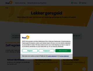reaal.nl screenshot