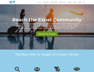 reachexpats.com screenshot
