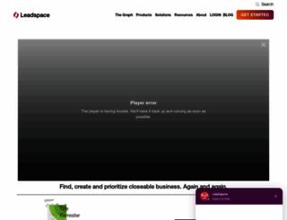 reachforce.com screenshot