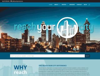 reachyourcity.com screenshot